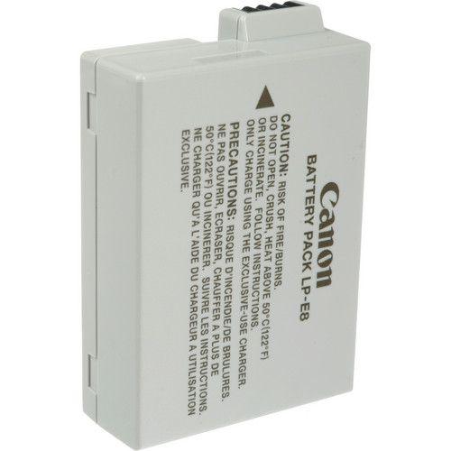 Bateria LP-E8 – Canon