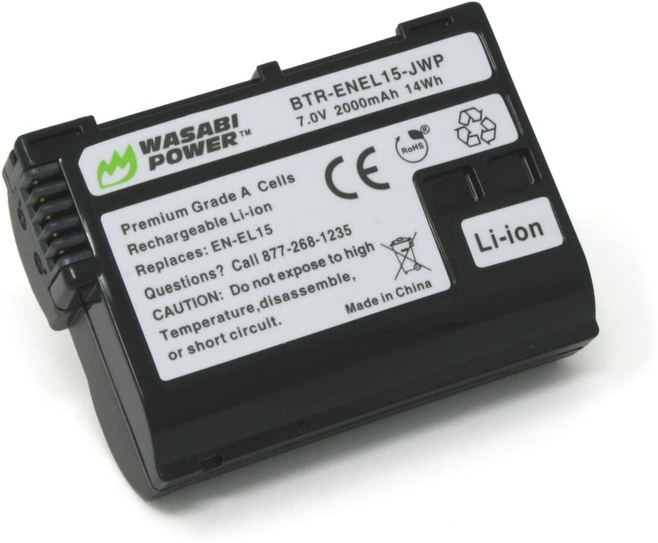 Bateria Nikon EN-EL15 - Similar