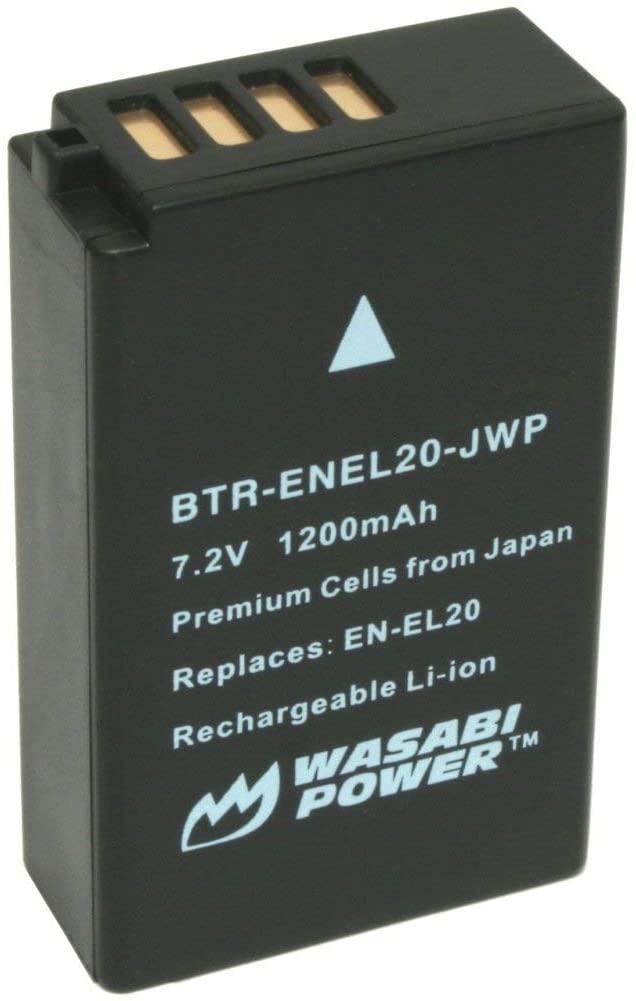 Bateria Nikon EN-EL20 - Similar