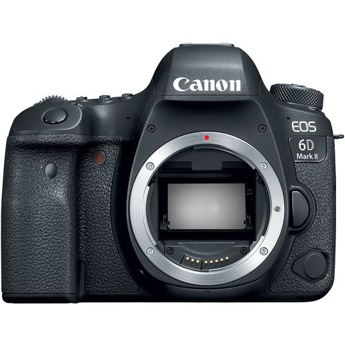 Camera Canon 6D Mark II – Corpo