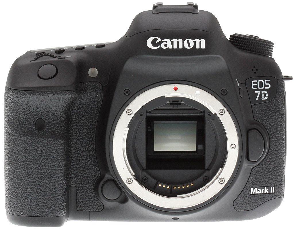 Câmera Canon 7D Mark 2 – Corpo