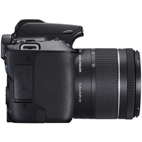 Câmera Canon EOS Rebel SL3 DSLR Kit 18-55mm