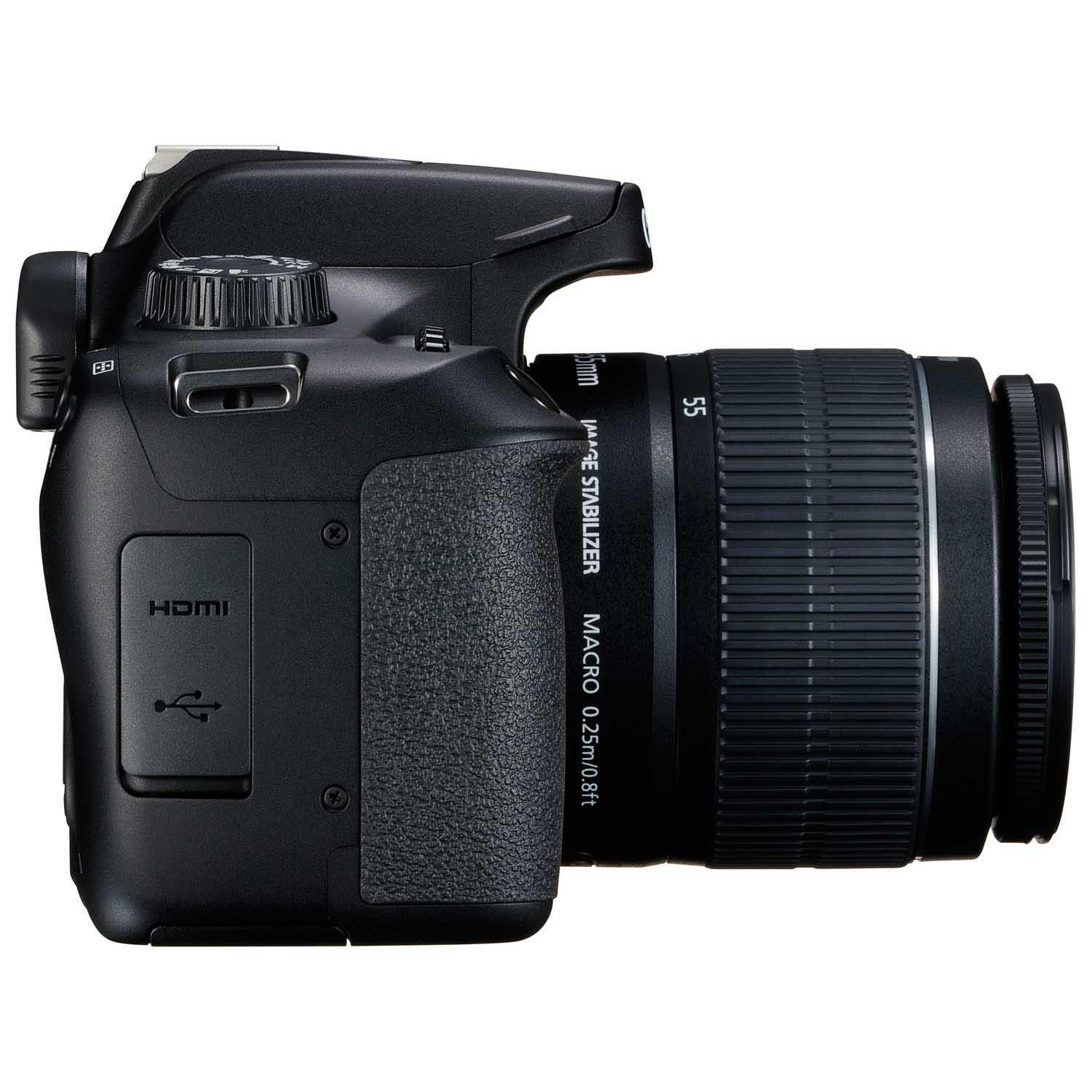 CAMERA CANON  T100  KIT 18-55 DC III BR