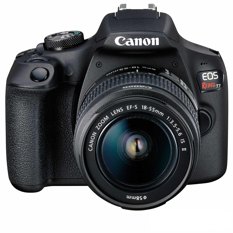 Camera Canon T7 KIT 18-55mm II