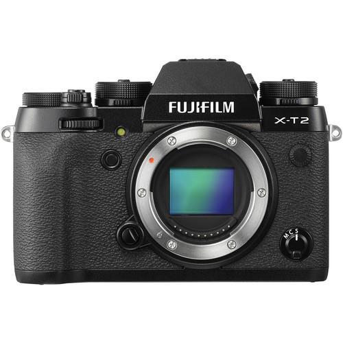 Câmera Fujifilm X-T2 – Corpo