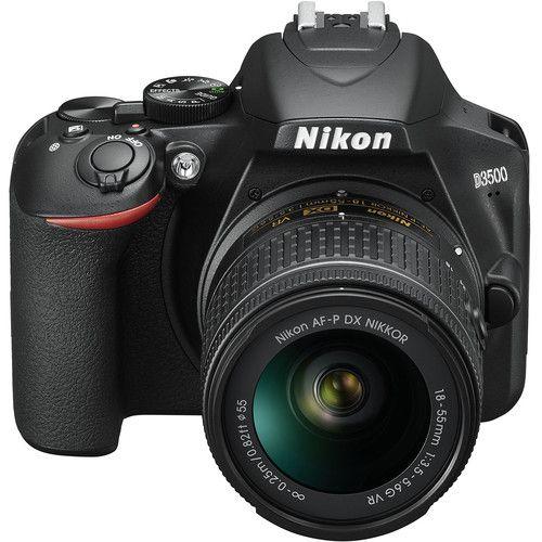 Câmera Nikon D3500 Kit 18-55mm