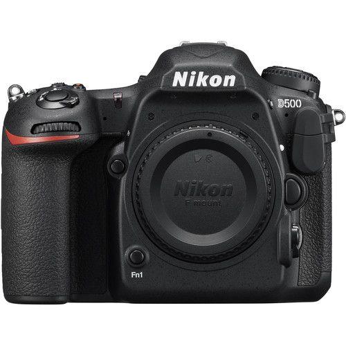 Câmera Nikon D500 – Corpo