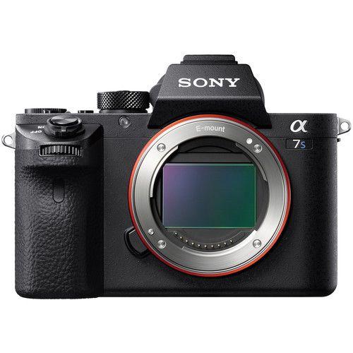 Câmera Sony Alpha A7s 2 Mirrorless – Corpo