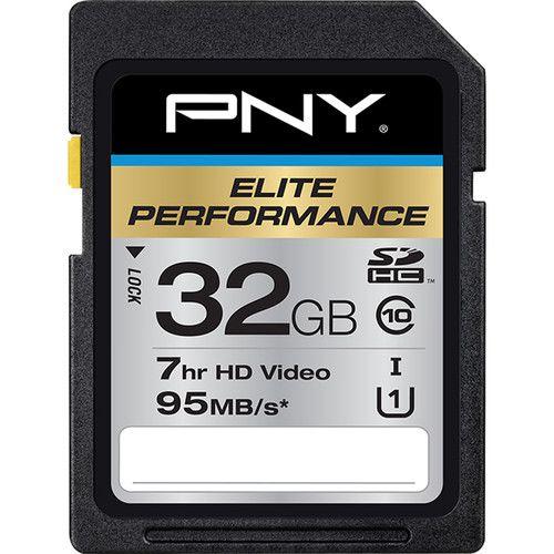 Cartão SD 32gb 95mb – PNY