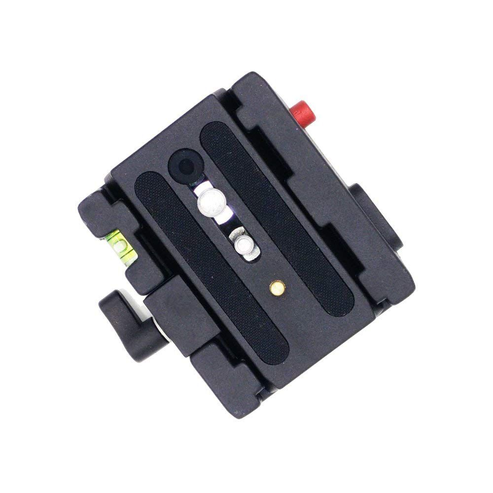 Engate Rápido Plate Manfrotto 501PL