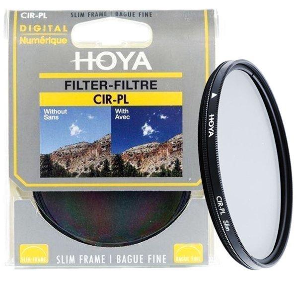 FILTRO POLARIZADOR CIRCULAR SLIM HOYA 55MM
