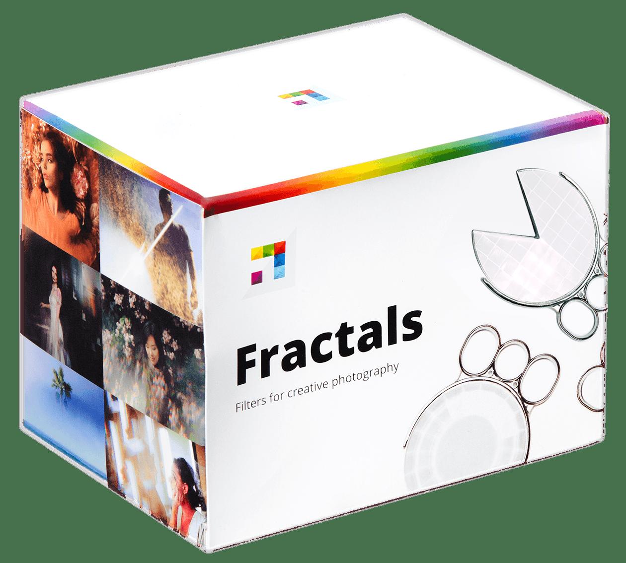 Filtros Fractais Classic 3 Pack