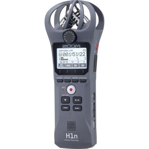 Gravador Digital Stereo Zomm H1n