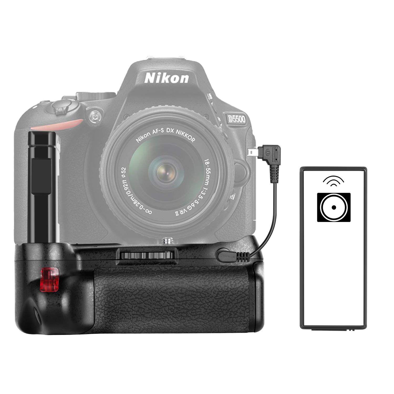 Grip de Bateria para Nikon D5500 Similar