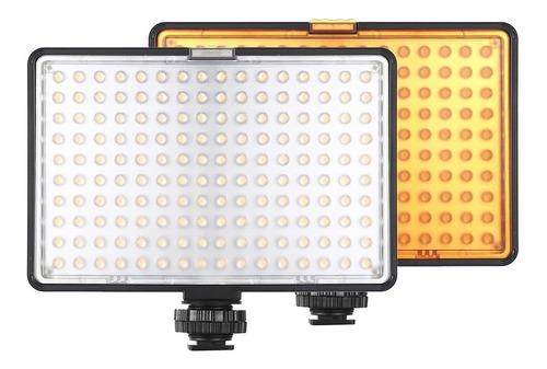ILUMINADOR LED PARA CAMERAS FOTOGRAFICAS 180 LEDS TL-180S