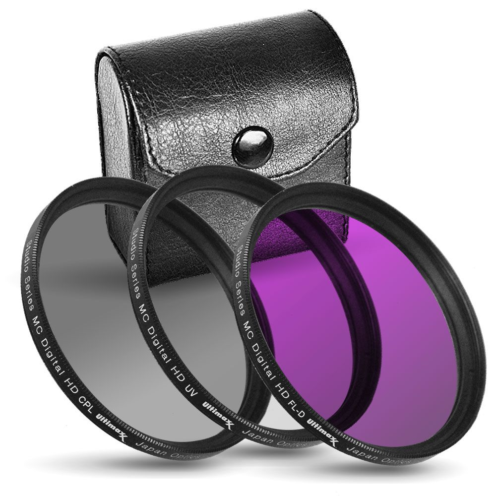 Kit de Filtros 46mm Ultimax