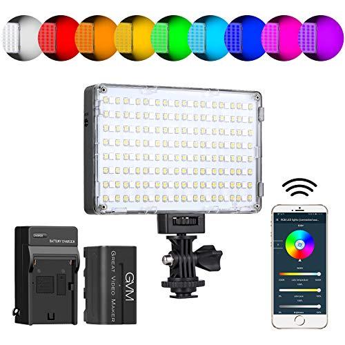 LED GVM RGB