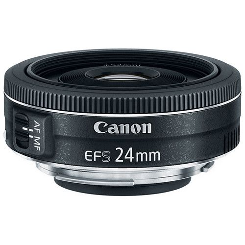 LENTE CANON EF 24MM F/2.8 STM
