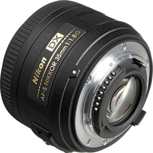 Lente Nikon AF-S DX 35mm f/1.8G