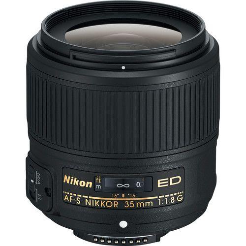 LENTE NIKON FX 35MM F/1.8G ED