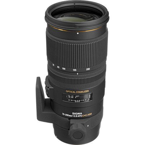 Lente Sigma APO 70-200mm F/2.8 EX DG OS HSM para Canon