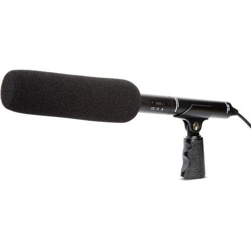 Microfone Direcional AudioScope SG - 5BC