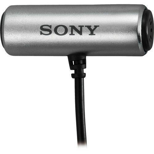 Microfone Lapela ECM-CS3 - SONY
