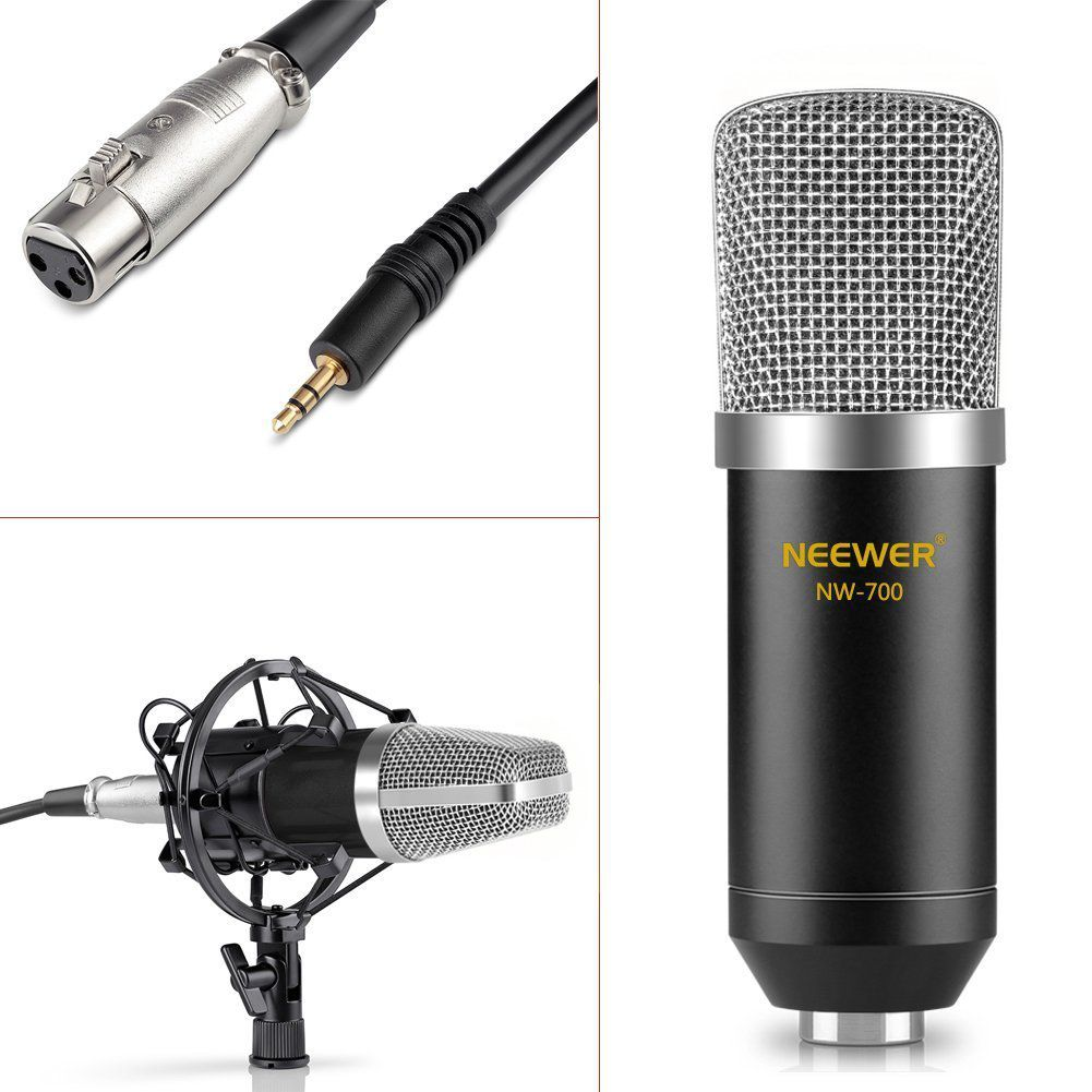 Microfone Neewer NW-700
