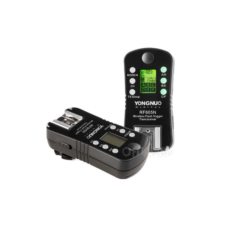 Rádio Flash Yongnuo RF-605N – Nikon