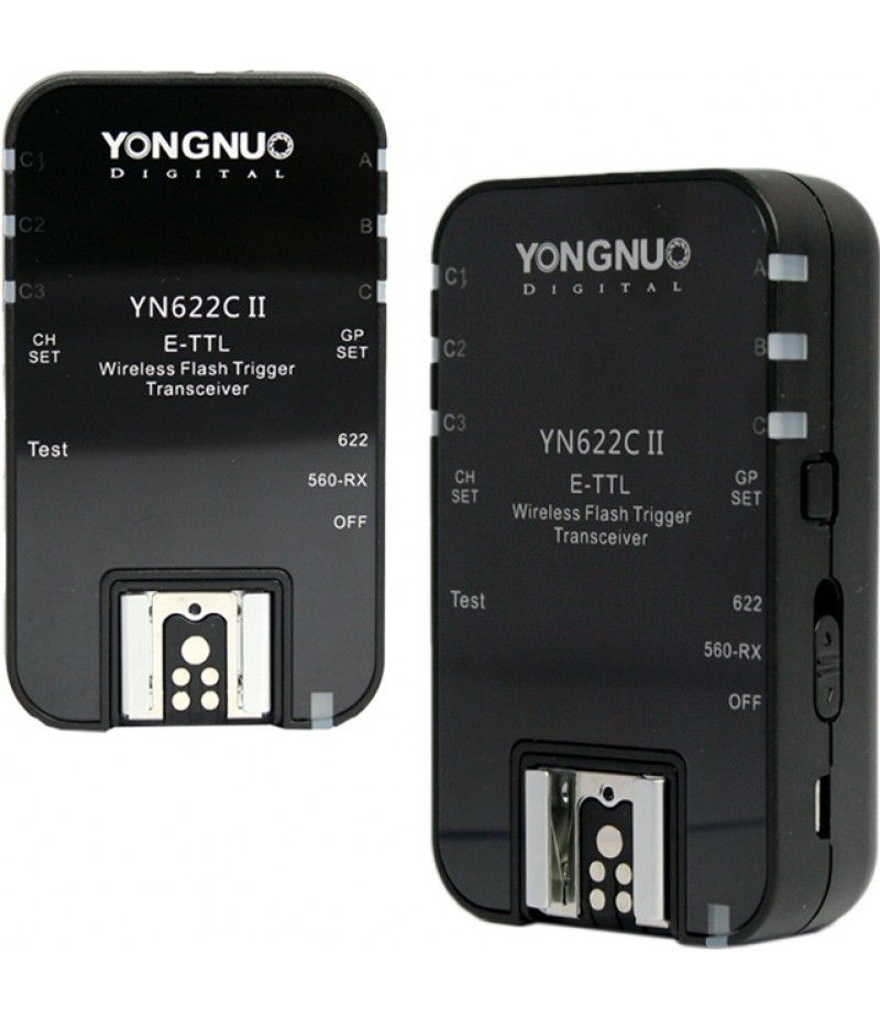 Rádio Flash Yongnuo YN-622C 2 – Canon