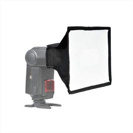 SOFTBOX  20X30CM PARA FLASH DE CAMERA