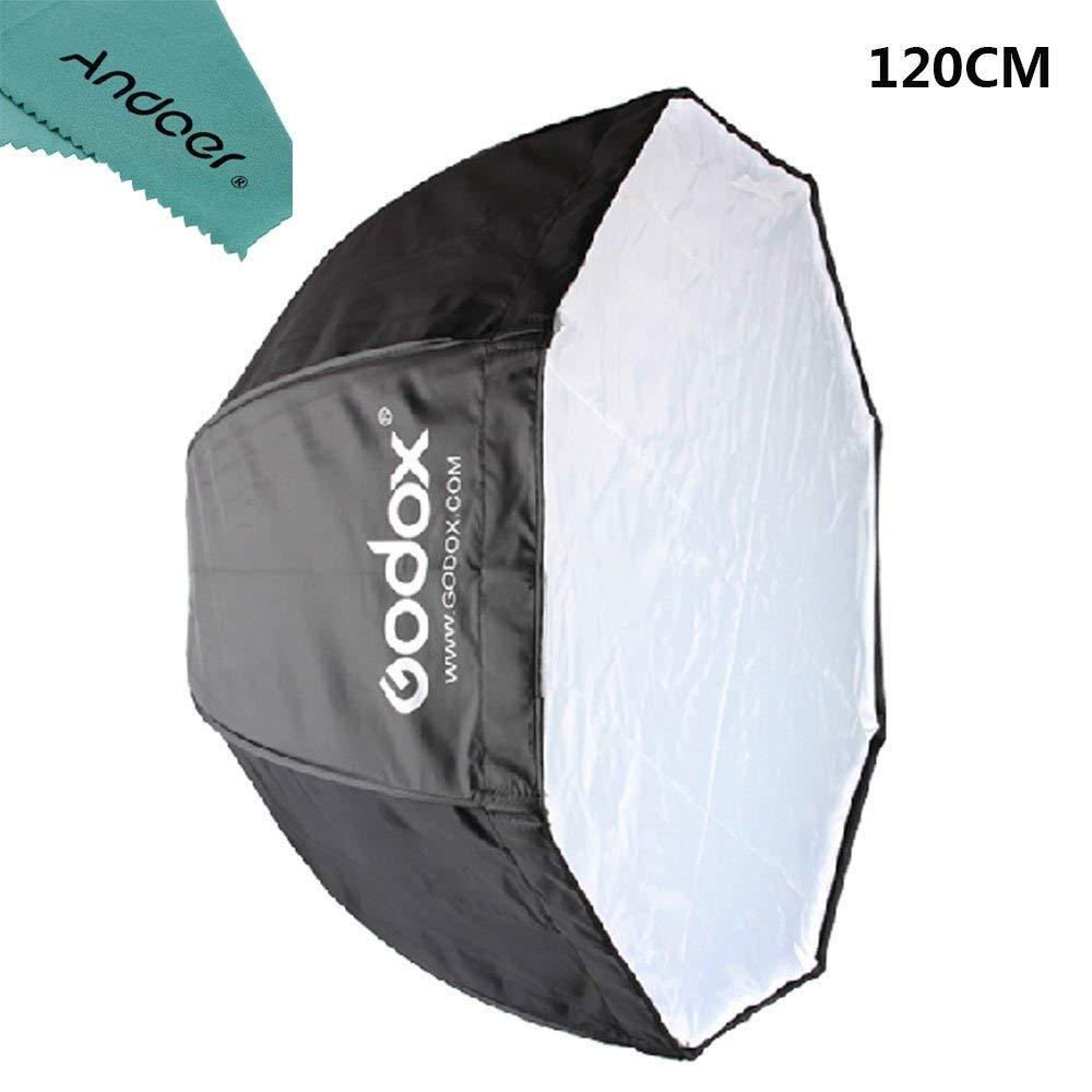 Softbox Octa 120cm (Sombrinha) – Sem Suporte