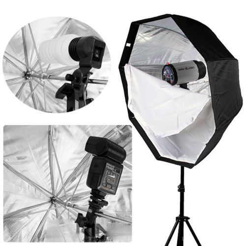 Softbox  Softbox Universal 80cm Octagonal GREIKA SB1010-80