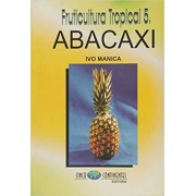 OFERTA - Fruticultura Tropical 5 ABACAXI - lIVRO COM MICRO MANCHAS AMARELAS OU PEQUENA AVARIA