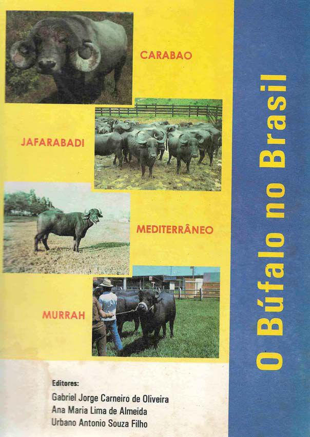 O Búfalo no Brasil