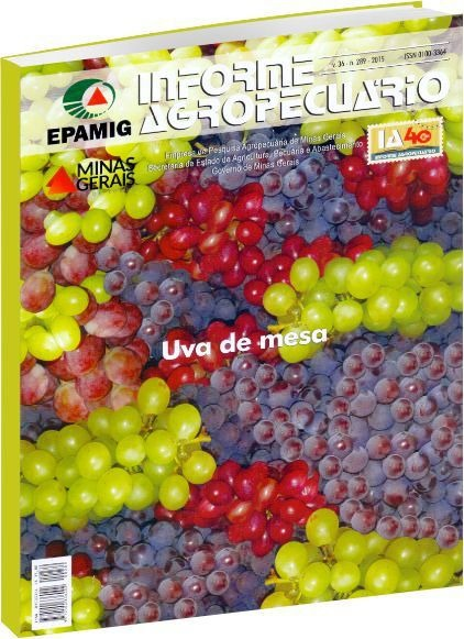 Uva de Mesa - Informe Agropecuário (Epamig)