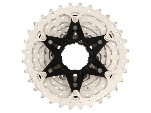 Cassete Bike Sunrace Rs1 10v 11/32 + Corrente Sunrace 10v
