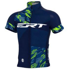 Camisa Ciclismo Ert Nova Tour Dots Mtb Speed