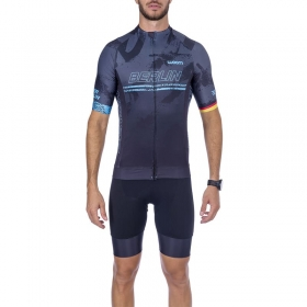 Camisa Ciclismo Woom Masculina Supreme 2021 Berlin Mtb Speed