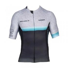 Camisa Ciclismo Woom Masculina Supreme Mallorca Mtb Speed