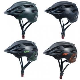 Capacete Ciclismo Tsw Enduro Bicicleta Mtb Speed