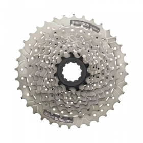 Cassete Bike Shimano Altus Hg201 9v 11/36
