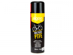 Lubrificante Bike Algoo Pro Multiuso Ptfe Spray 300 ml Mtb Speed