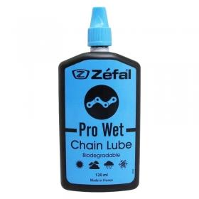 Lubrificante Bike Zéfal Óleo Anticorrosivo Pro Wet Corrente 120ml