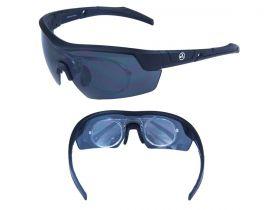 Óculos Ciclismo Absolute Race Rx Multicamadas 400 UV