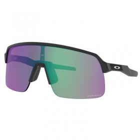 Óculos Ciclismo Oakley Sutro Lite Matte Black Prizm Road Jade