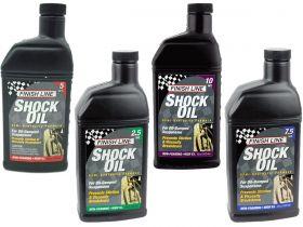 Óleo Suspensão Semi-Sintético Finish Line Shock Oil 2,5/5/7,5/10 Wt 475 ml