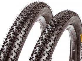 Pneus de Bicicleta Continental Race King 29 x 2.0 Mtb Kevlar Par
