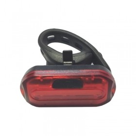 Pisca Traseiro para Bike Absolute JY-6068T Led