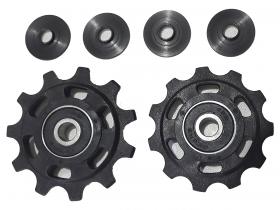 Roldana de Câmbio Bicicleta Ictus para Shimano 10v e 11v